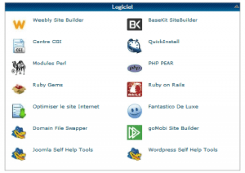 Installer wordpress automatiquement avec Cpanel