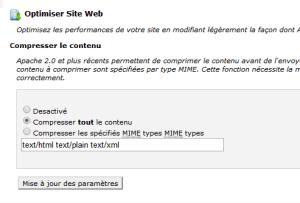 Compressez votre contenu web avec Gzip