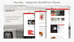 Theme magazine wordpress