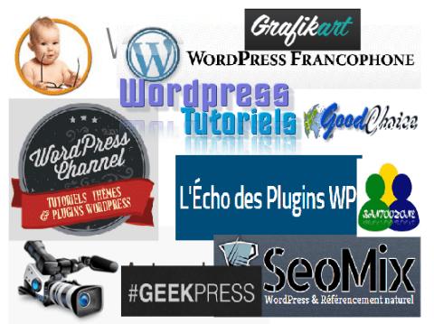 Les sites internet les plus utiles aux utilisateurs de wordpress