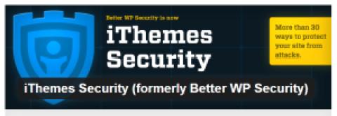 iThemes Security (Better WP Security): problème d'acces wp-admin