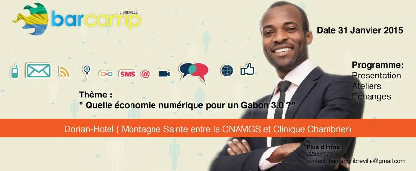 BarCamp Libreville 2015