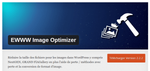 Plugins WordPress Buddypress images optimisées