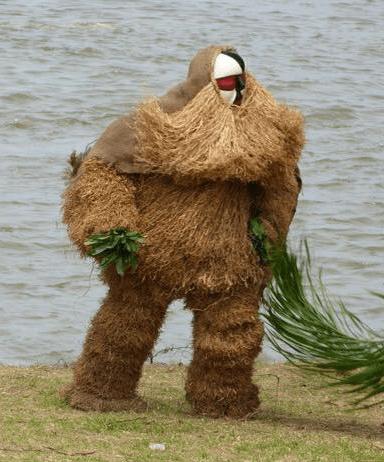 Le masque Okukwe (Okoukwe) du Gabon