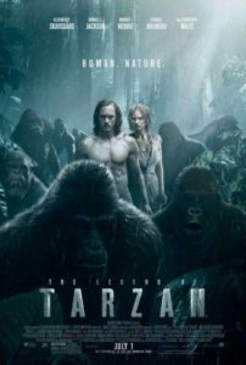 La légende de Tarzan sera diffusée au Stade d'Angondje gratuitement