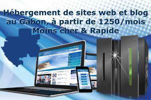 Hébergement web illimité au Gabon pas cher