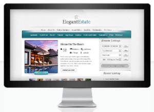 ElegantEstate: Thèmes WordPress 2018