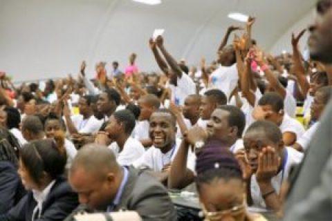 Message à la jeunesse gabonaise