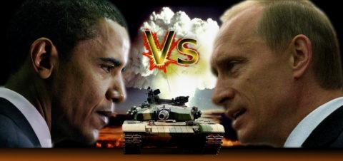 Vladimir Poutine (Russie) VS Occident (USA, Royaume-Uni, France, Allemangne…)