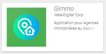 applications et immobilier au Gabon