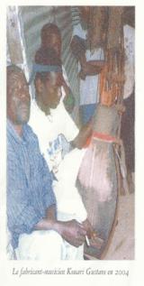 Gwomi: instrument de musique traditionnelle du Gabon