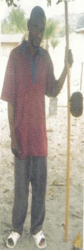 Otchenzè : instrument de musique traditionnelle au Gabon