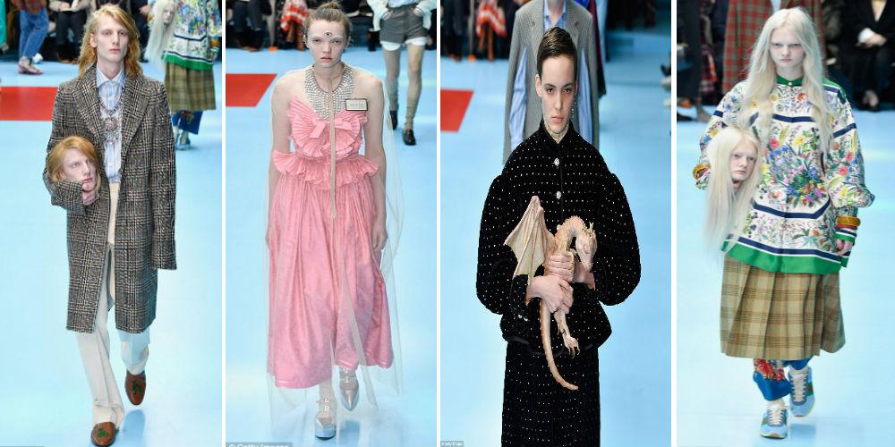 Gucci, la mode et Lucifer