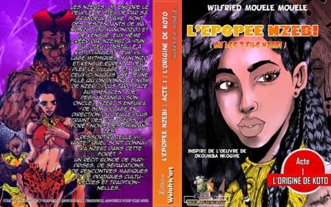 Un nouveau né dans l'univers de la Bande dessinée au Gabon