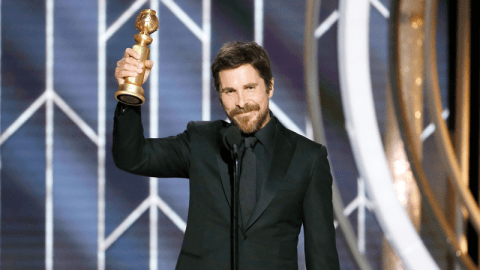 Les acteurs hollywoodiens satanistes: Christian Bale a remercie Satan