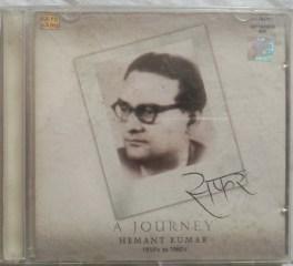 A Journey Hemant Kumar 1950's to 1960's Hindi Audio CD 2