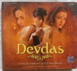 Devdas Audio CD Hindi