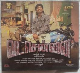 Vada Chennai Tamil Audio Cd