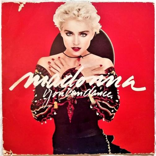 Madonna - You Can Dance - LP vinyl (2)