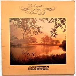 Perlemuter Plays Chopin English Vinyl Record