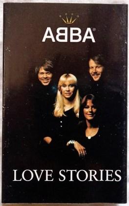 Abba Love Stories Audio Cassettes