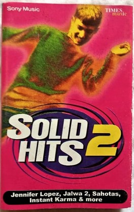 Solid Hits 2 Audio Cassettes