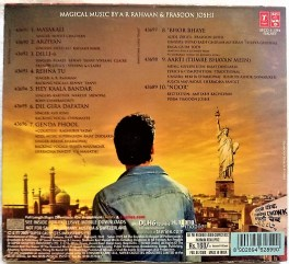 Delhi-6 Hindi Audio Cd By A. R. Rahman