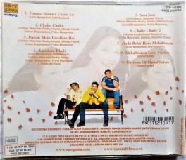 Mohabbatein Hindi Audio Cd By Jitin – Lalit