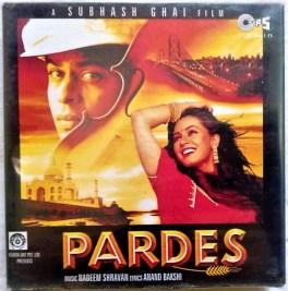 Pardes Hindi Audio Cd By Nadeem Shravan