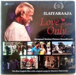 llayaraja Love And Love Only audio cd
