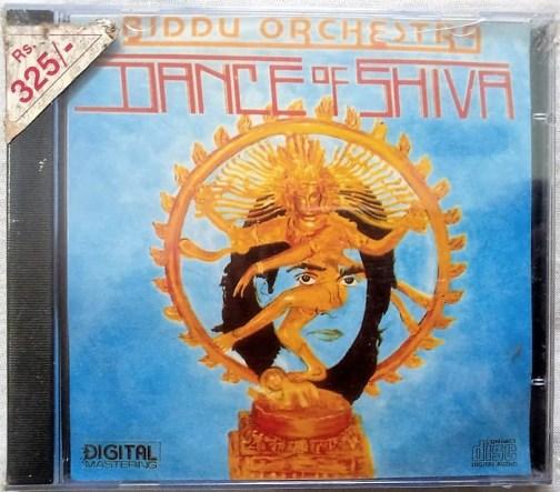 Biddu orchestra dance of shiva Audio cd (Sealed ) (2)