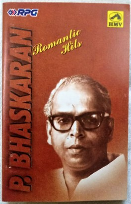 Romantic Hits Of P. Bhaskaran Malayalam Film Songs Audio Cassettes
