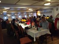 Sampo gemisi restoran