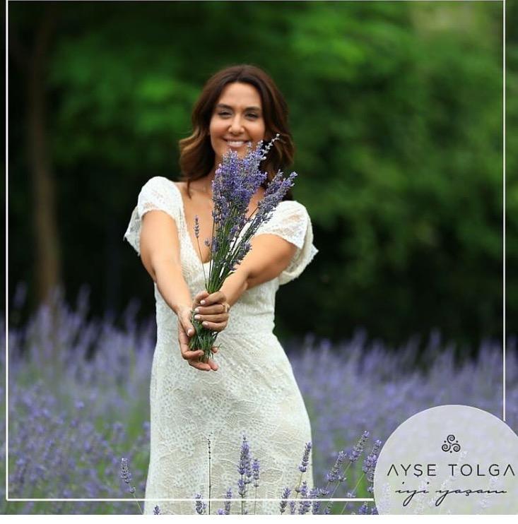 Ayşe Tolga röportaj