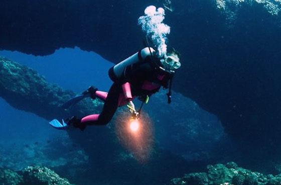 Scuba Diving Waikiki, Honolulu, Oahu, North Shore | Banzai Divers Hawaii
