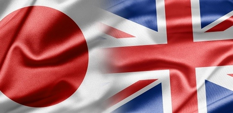 UK JAPAN