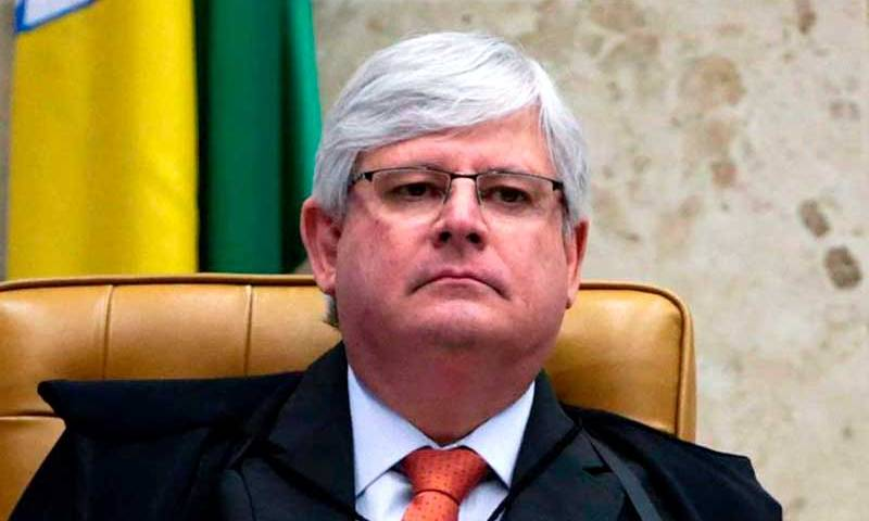 Ex-procurador-geral da República, Rodrigo Janot