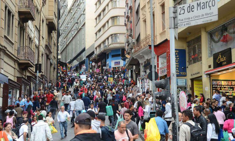 Custo de vida na cidade de São Paulo cai 0,11% em setembro