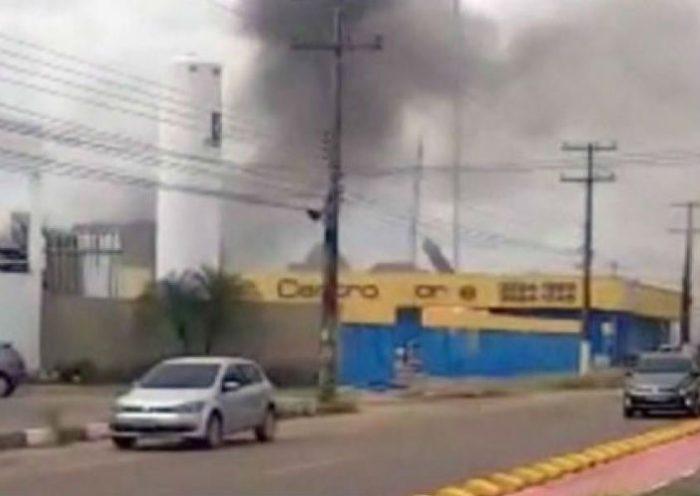 Quatro pessoas morrem durante explosão de gás em Boa Vista, Roraima