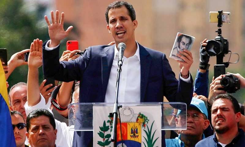Guaidó anuncia volta da Venezuela à Comunidade Andina de Nações
