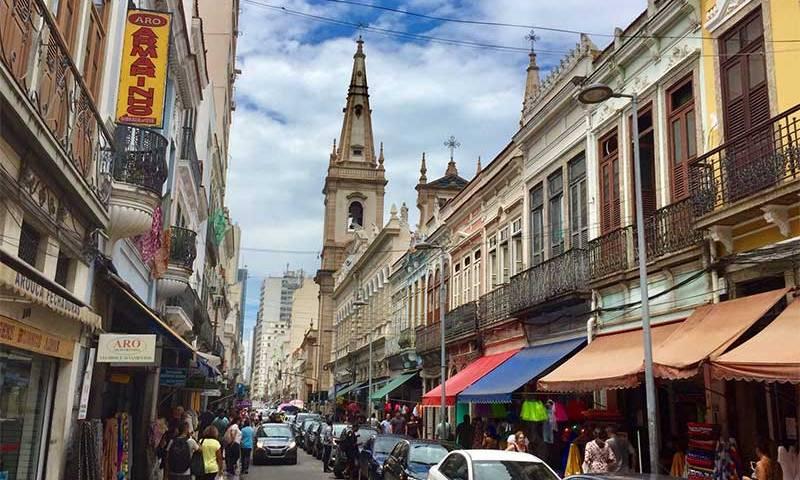 Comércio da cidade do Rio de Janeiro fecha a partir de hoje