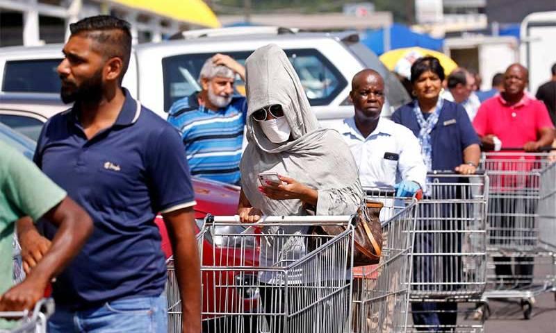 África tem mais de 7 mil casos de covid-19 em 50 países