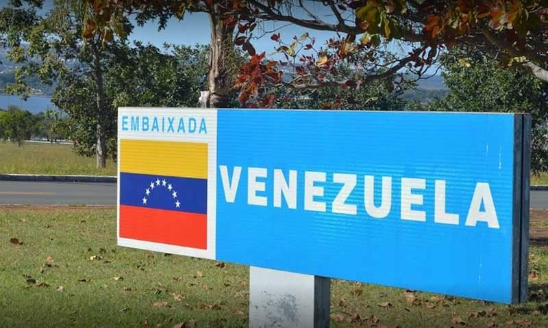 AGU quer anular decisão que impede expulsão de diplomatas venezuelanos