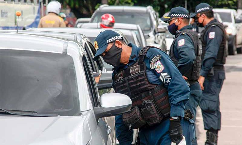 Pará estende lockdown até o próximo dia 24