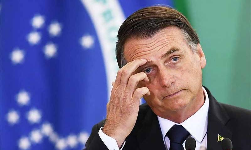 AGU recorre ao STF para que Bolsonaro preste depoimento por escrito