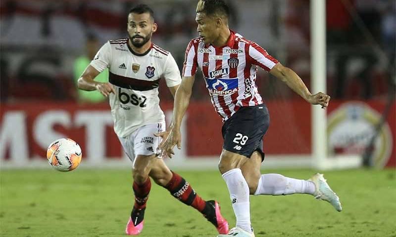 Libertadores: Fla encara Júnior Barranquilla para se manter líder