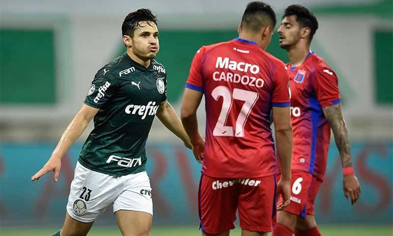 Palmeiras garante melhor campanha da primeira fase da Libertadores