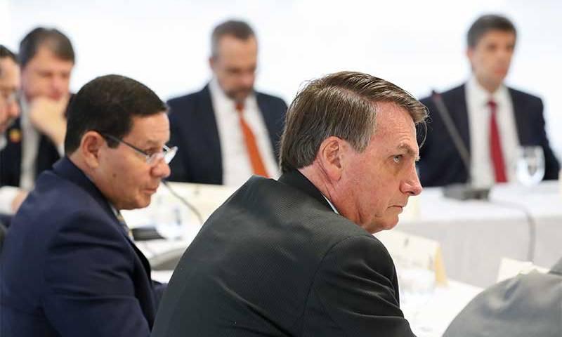 Bolsonaro coordena hoje 38ª Reunião do Conselho de Governo