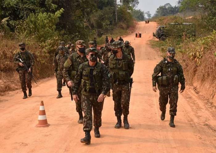 Governo prorroga Operação Brasil Verde 2 na Amazônia Legal