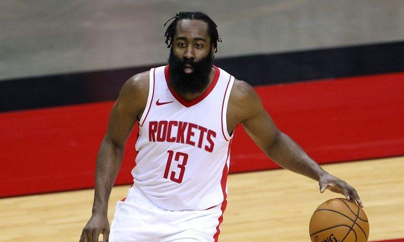 James Harden deixa o Houston Rockets para jogar no Brooklyn Nets